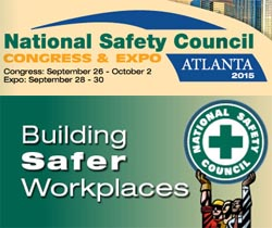 Visit DMS at Booth 459 National Safety Council Congress and Expo  September 28-30 2015 in Atlanta